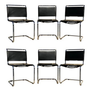 Marcel Breuer Dining Chairs - Set of 6 For Sale