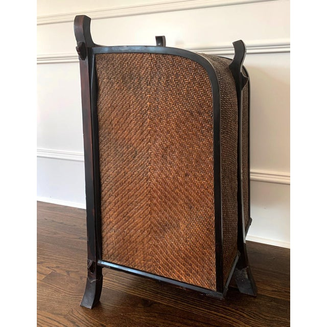 Japanese Traveling Cabinet Oi Edo Period For Sale - Image 10 of 13