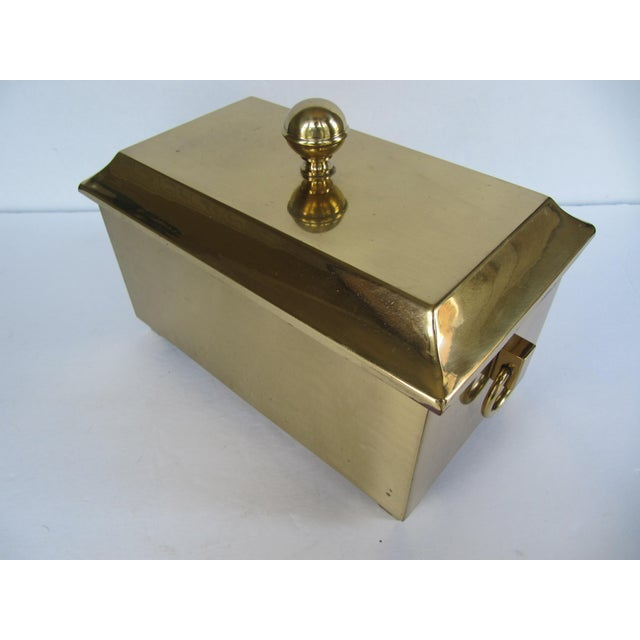 Brass Lided Box For Sale - Image 13 of 13