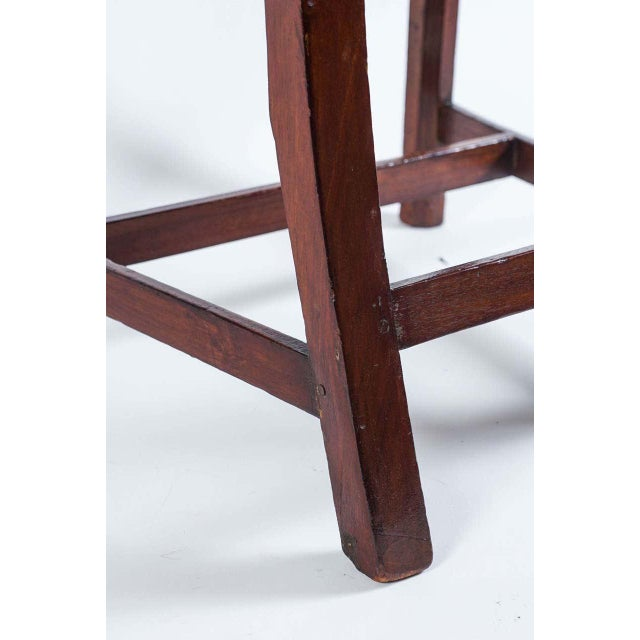 Wood 1790 Federal Mahogany Side Chair For Sale - Image 7 of 10