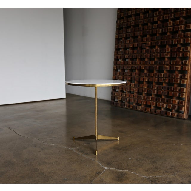 """""""Cigarette"""" Side Table by Paul McCobb for Directional, Circa 1955 For Sale - Image 9 of 9"""
