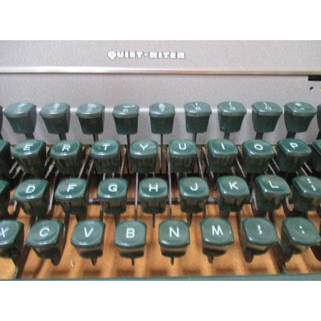 Vintage Remington Typewriter With Case - Image 6 of 9