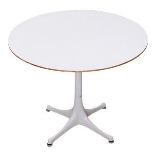 Pedestal Side Coffee 5452 Table by George Nelson for Herman Miller For Sale
