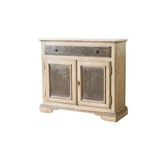 Rustic Adele Painted Sideboard For Sale