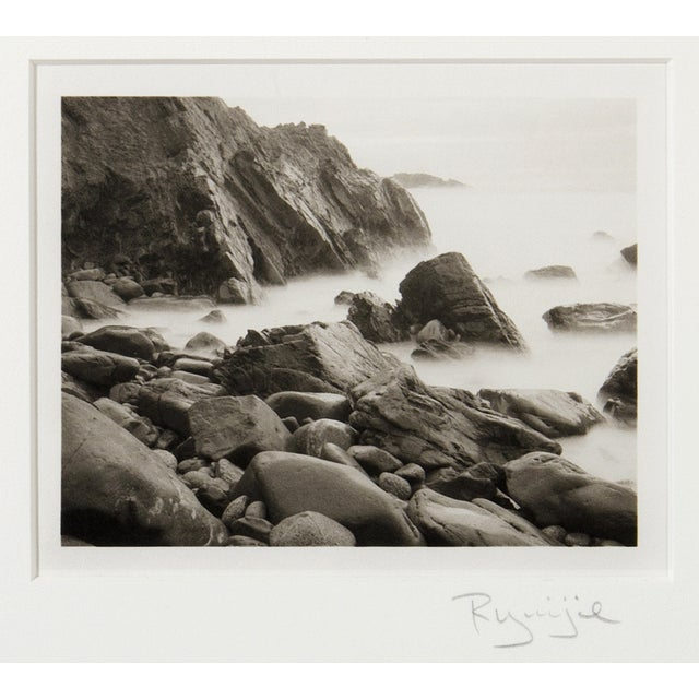 Platinum Print - Garrapata Beach Ca by Ryuijie - Image 2 of 2