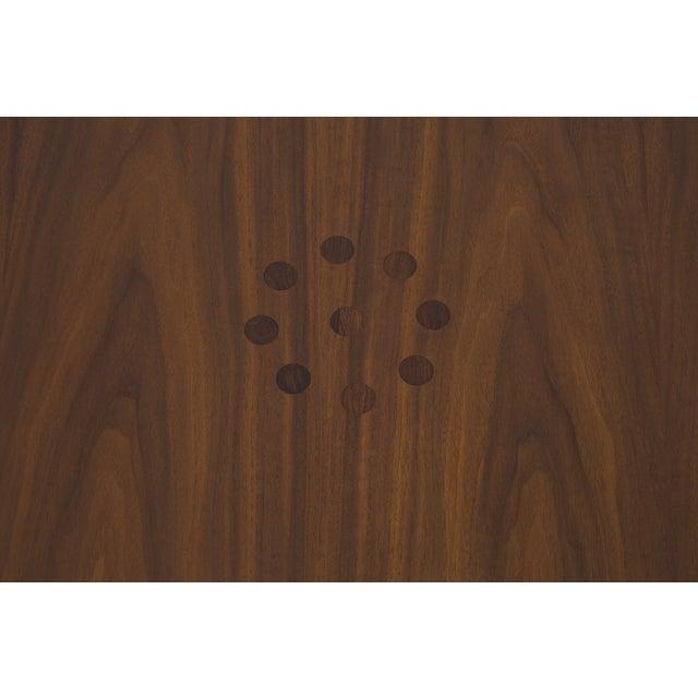 "Kipp Stewart Kipp Stewart ""Declaration"" Game or Dining Table For Sale - Image 4 of 4"