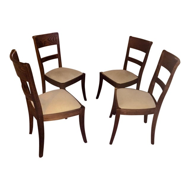 Pottery Barn Meyer Dining Chairs - Set of 4