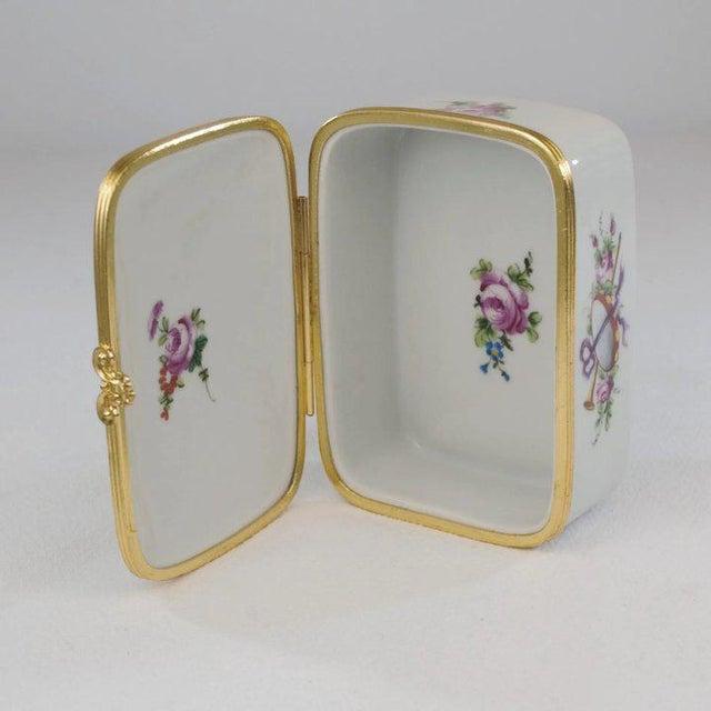 Atelier LeTallec Porcelain Box For Sale - Image 9 of 10