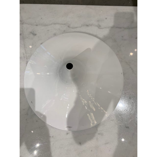 Minimalism Tom Dixon Beat Wide Pendant - White For Sale - Image 3 of 5