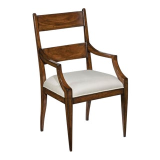 Modern Dalton Arm Chair For Sale