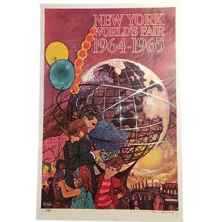 Bob Peak Worlds Fair Poster For Sale