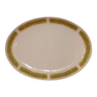 Vintage Franciscan Ware Hawaiian Serving Platter For Sale