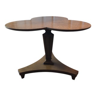 Mid 20th Century Lane Furniture Mid-Century Modern Shamrock Nesting Table For Sale