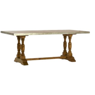 Rustic Blackburn Dining Table For Sale