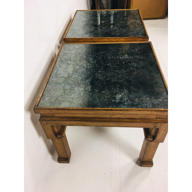 Asian Inspired Side Tables – a Pair For Sale In Philadelphia - Image 6 of 9