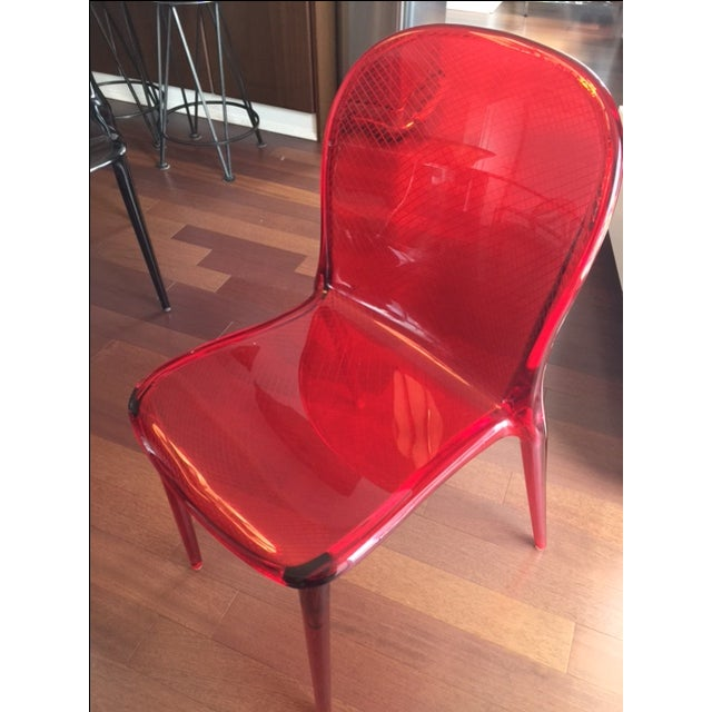 Red Kartell Thalya Chair - Image 2 of 3
