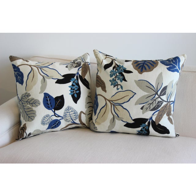 This stylish and chic ( new) custom-made pillows will make the perfect addition to your home this summer, with their fresh...