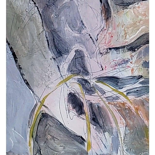 "2010s Neil Brooks ""Bird Bath"" Landscape Painting For Sale - Image 5 of 6"
