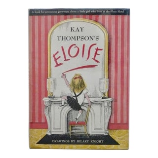 """""""Eloise"""" True First Print Book For Sale"""
