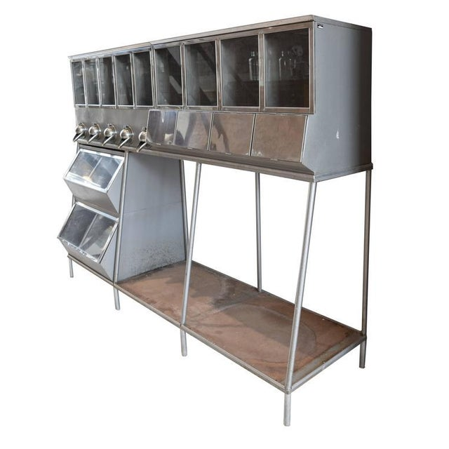 Metal Coffee Storage Container - Image 4 of 6