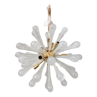 Contemporary Murano Glass Sputnik Chandelier