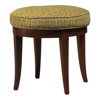 Paul Frankl Stool, USA, 1944 For Sale