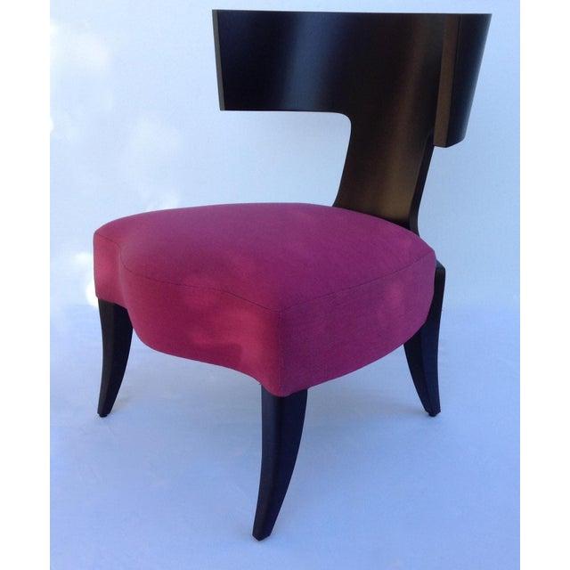 "John Hutton for Donghia ""Klismos"" Chair - Image 2 of 11"