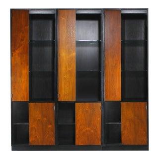Harvey Probber Vintage Display Cabinets - Set of 3 For Sale