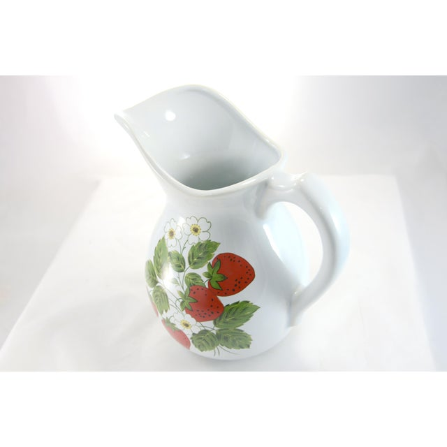 McCoy Strawberry Farmhouse Vase - Image 4 of 6