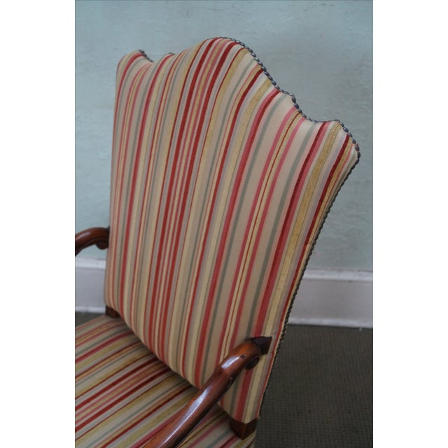 Alfonso Marina Treviso Mahogany Dining Chairs - 10 - Image 9 of 10
