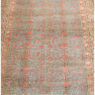 Early 20th Century Antique Khotan Handmade Rug - 4′10″ × 8′9″ - Size Cat. 5x8 6x9 Preview