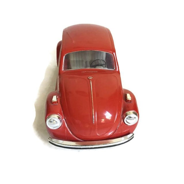 Vintage 1970's Volkswagen Bug Liquor Decanter Retro Barware - Image 7 of 7