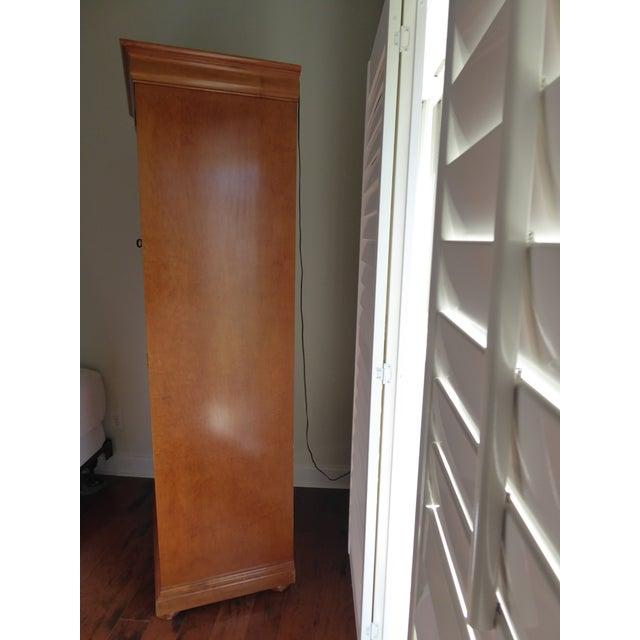 Mt. Airy Display Armoire Cabinet - Image 11 of 11
