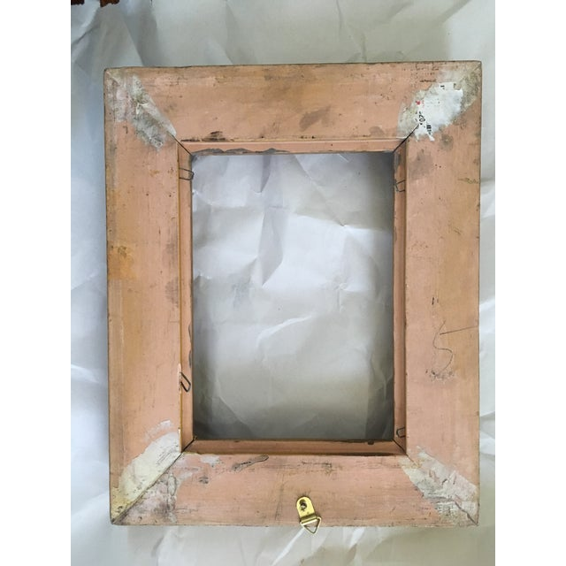 Vintage French Baroque Gold Frame - Image 6 of 6