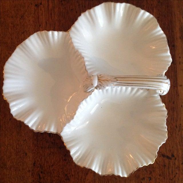 Mid-Century Leaf Serving Dish - Image 4 of 6