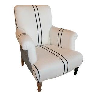 Bunakara Fingerprint Arm Chair