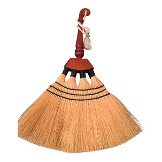 Handmade Broom-Shaped Brush For Sale