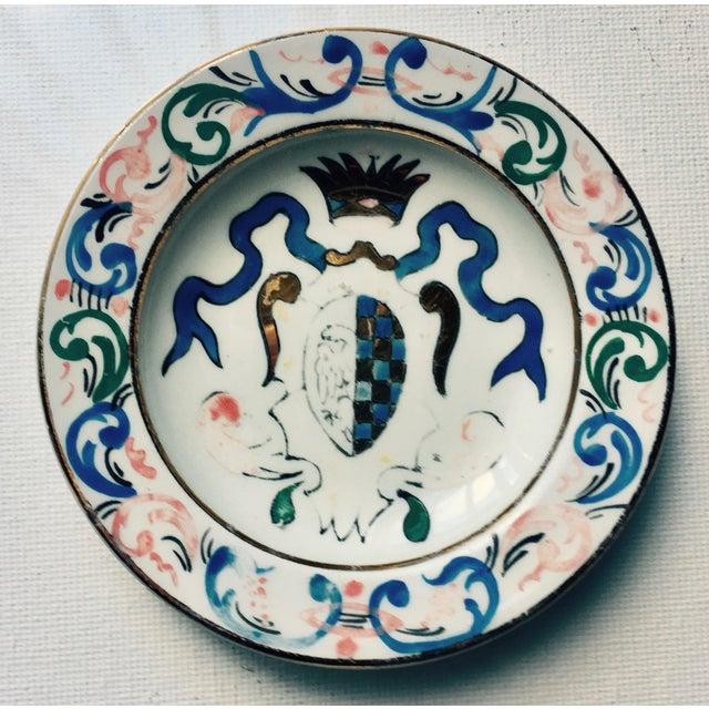 1950s 5 Vintage Florentine Trinket Dishes For Sale - Image 5 of 10