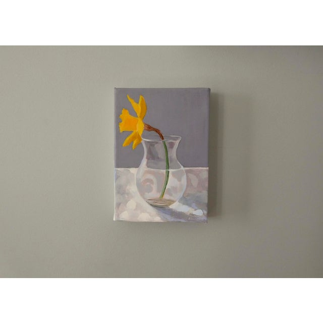 Anne Carrozza Remick Daffodil by Anne Carrozza Remick For Sale - Image 4 of 6