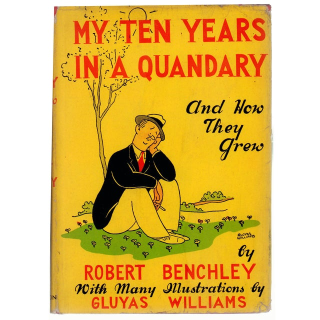 My Ten Years In A Quandary Book - Image 1 of 3