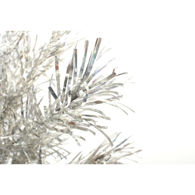 1950s Aluminum Tabletop Christmas Tree - Image 3 of 3