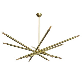 Gallery L7 Spiral As-6 Chandelier For Sale