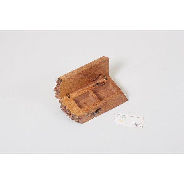 Michael Elkan Studio Box by American Craftsman Michael Elkan, Us, 'No 8' For Sale - Image 4 of 6