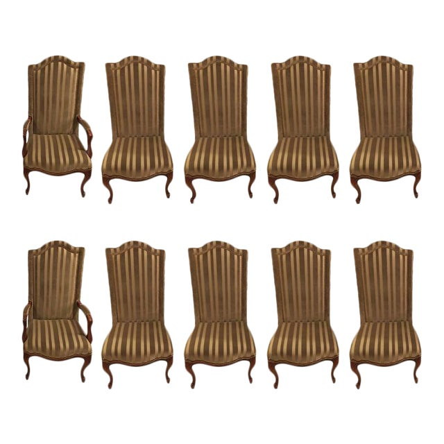 1960s Harden Dining Room Chairs - Set of 10 For Sale - Image 10 of 10