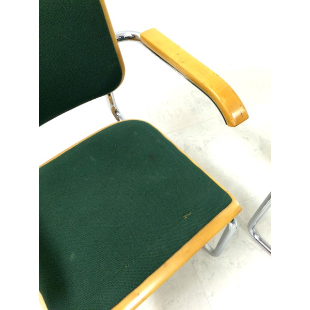 Vintage Thonet Marcel Breuer Cesca Chairs - 6 - Image 7 of 7