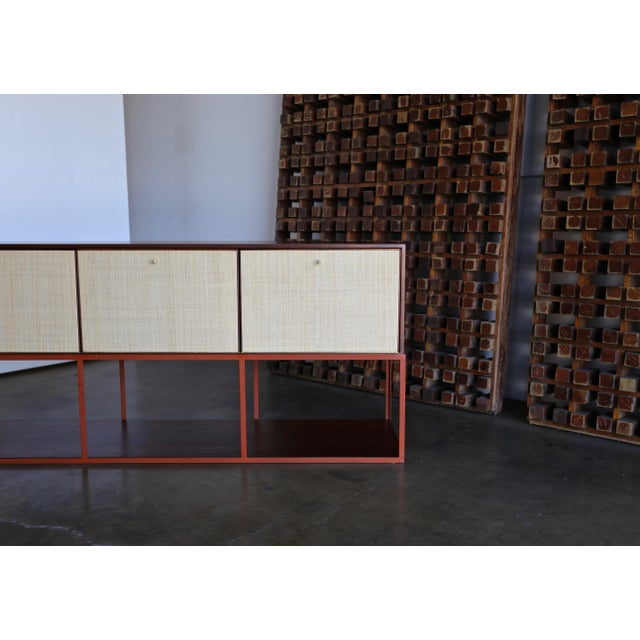 Milo Baughman for Murray Furniture Cabinet C. 1954 For Sale - Image 10 of 13