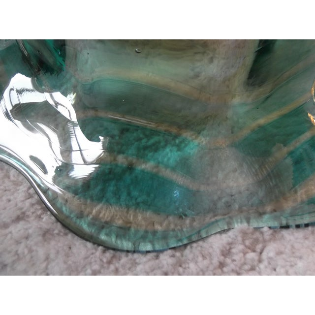 Wheaton Village Glass Bowl For Sale - Image 5 of 9