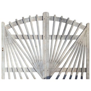 1930's French Country Estate Gates For Sale