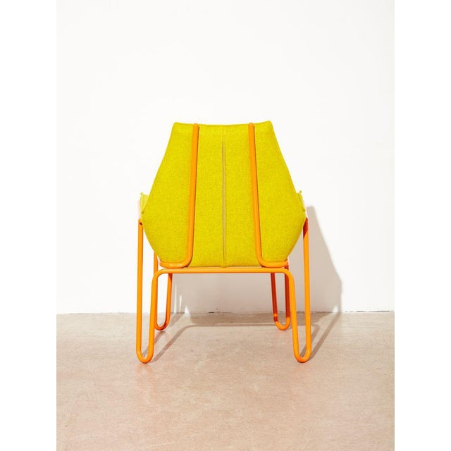Contemporary Dowel Jones Sister Chair For Sale - Image 3 of 4