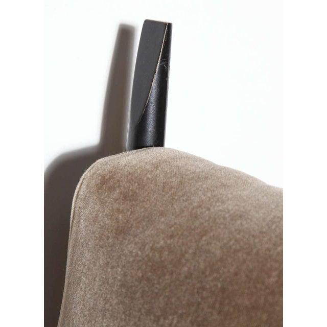 1950s 1950s Vintage Paul McCobb 3082-E Planner Group Ebonized Lounge Chair For Sale - Image 5 of 12